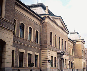 Matica srpska - Building of Matica srpska.