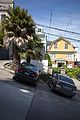 Buildings in San Francisco and Cars parked at an angle March 23 2013-8656.jpg
