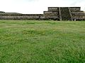 Buildings lying aside the Avenue of the Dead in Teotihuacan, Mexico.JPG
