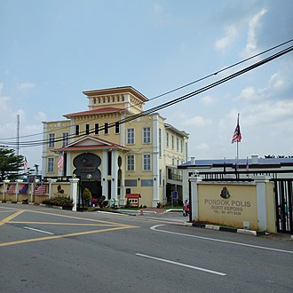 Bukit Kepong - Bukit Kepong Police Station Gallery