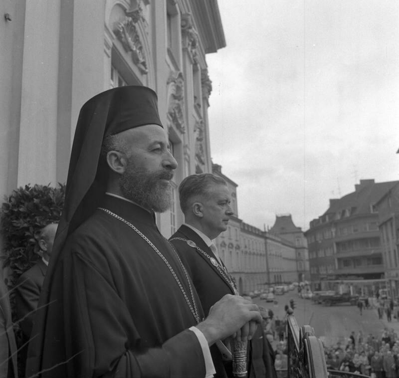Bundesarchiv B 145 Bild-F012976-0007, Bonn, Staatsbesuch Präsident von Zypern