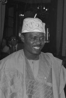 T. O. S. Benson Nigerian lawyer (1917-2008)