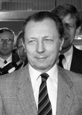 Jacques Delors - Delors in 1988