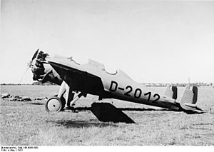 Junkers K 47 - Junkers A 48 dy