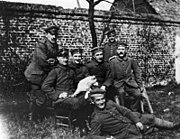 Bundesarchiv Bild 146-1974-082-44, Adolf Hitler im Ersten Weltkrieg