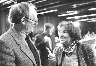 Luise Rinser German writer