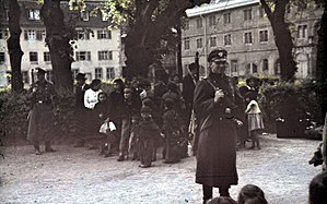 Deportation of Sinti families from southwest G...