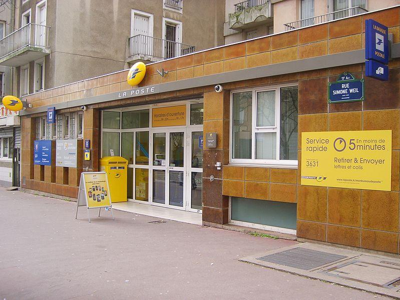 File bureau de poste wikimedia commons - Bureau de poste paris 18eme ...