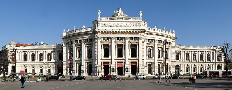 Burgtheater / Quelle: Wikipedia (© 2008 Panoramafotos.net