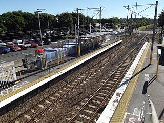 Burpengary railway station