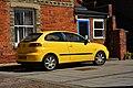 Bury St Edmunds, Yellow Car (23401503370).jpg
