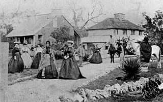 Bussell family family of early settlers in colonial Western Australia
