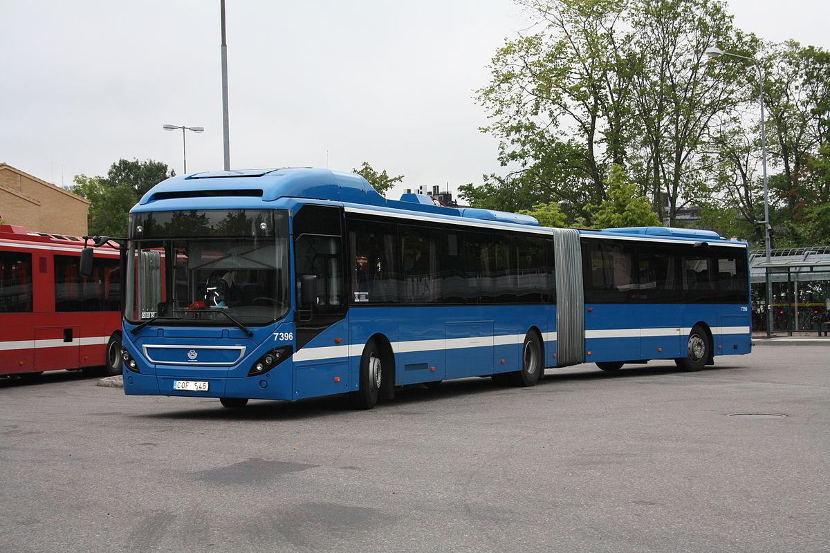 Buss Stockholm Småland