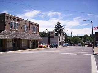 Butler, Ohio Village in Ohio, United States