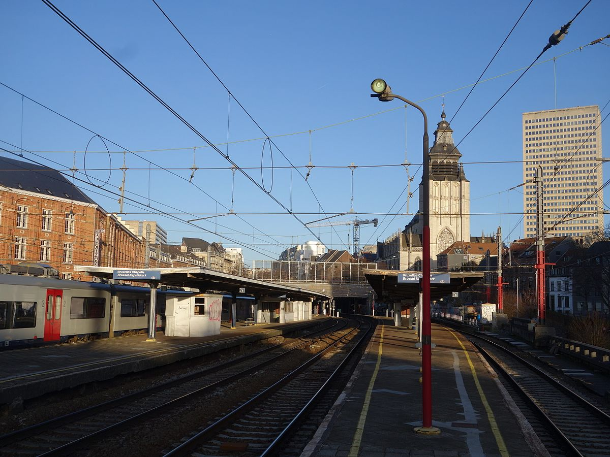 Brussels Chapel Railway Station Wikipedia