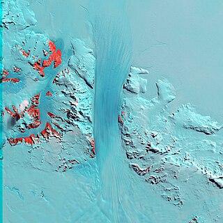Byrd Glacier glacier in Antarctica