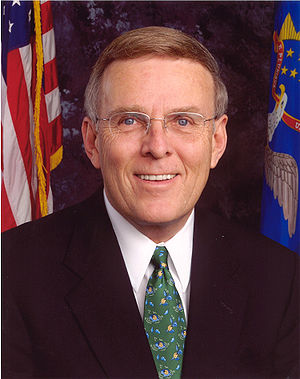 {{w|Byron Dorgan}}, U.S. Senator from North Da...