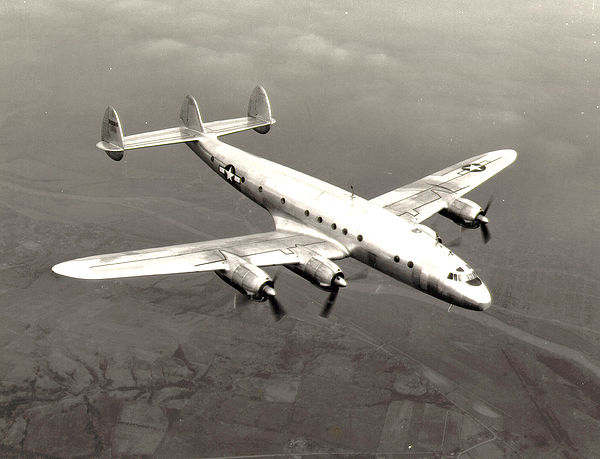 C-69 - Lockheed Constellation