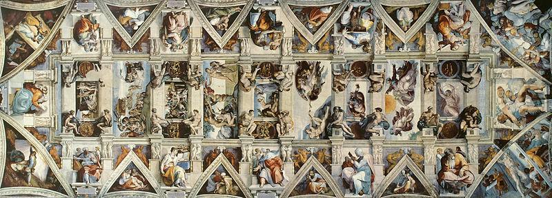 Сікстинська капела — Вікіпедія