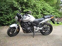 Honda Cbf 600 Wikipedie