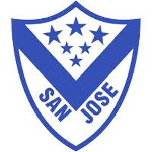 2007 Liga de Fútbol Profesional Boliviano season - Image: CD San José O