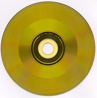CD Video - Image: CD Video Disc