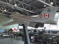 CF 101B Voodoo-View from aircraft level (24747867742).jpg