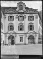 CH-NB - Chur, Schloss, Fassade, vue partielle - Collection Max van Berchem - EAD-7016.tif