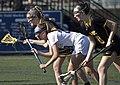 CNU Christopher Newport University Captains Randolph-Macon Yellow Jackets women's lacrosse (25901877375).jpg