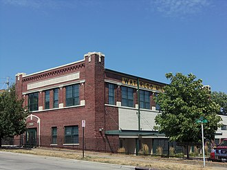 Crescent Warehouse Historic District - Chicago, Rock Island and Pacific Freighthouse