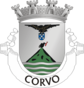 Escudo de Vila do Corvo