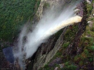 Bahia - Fumaça Waterfall.