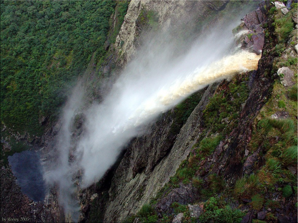 Cachoeira da fumaça 2