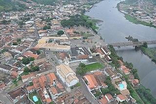 Cachoeira Municipality in Bahia, Brazil