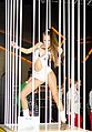 Cage dancing girl at Igromir 2011 (6219330881).jpg