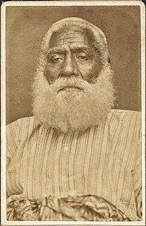 Seru Epenisa Cakobau King of Fiji