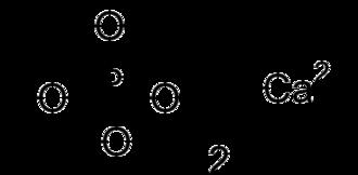 Monocalcium phosphate - Image: Calcium dihydrogen phosphate