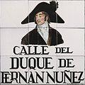 Calle del Duque de Fernán Núñez (Madrid) 01.jpg