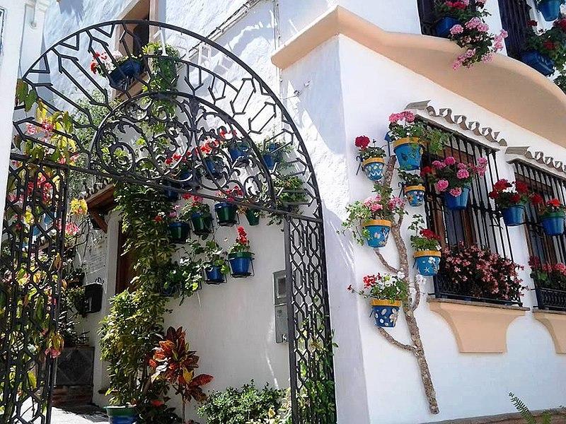 Calle pozo de los palos - Estepona Garden of the Costa del Sol.jpg