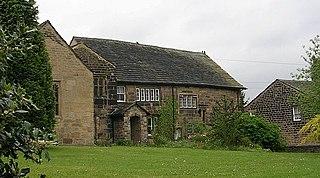 Calverley Old Hall Grade I listed building in Leeds, United Kingdom