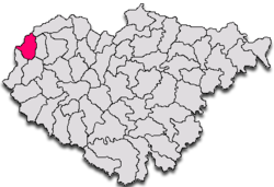 Commune Camăr in Sălaj County