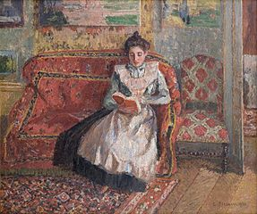 Jeanne Pissarro, Called Cocotte, Reading