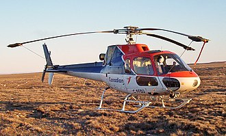 Airbus Helicopters - AS350 BA Ecureuil