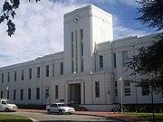 ANU school of art, originally built as Canberra High School