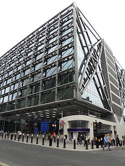 Cannon Street station new building.JPG