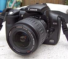 foto da canon eos 300d