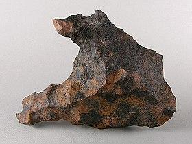 代亚布罗峡谷陨石