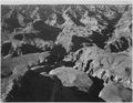 """Canyon and ravine, """"Grand Canyon National Park,"""" Arizona, 1933 - 1942 - NARA - 519894.tif"""