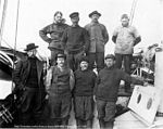 Captain Roald Amundsen and crew aboard the GJOA, Nome, September 1, 1906 (NOWELL 252).jpeg