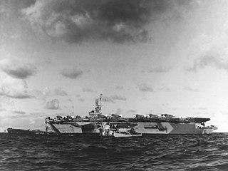 USS <i>Guadalcanal</i> (CVE-60) US Navy Casablanca-class escort carrier in service 1943-1946